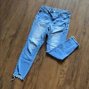 Mossimo Power Stretch Jeans